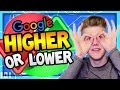 HIGHER OR LOWER - THE NEW GOOGLE FEUD?