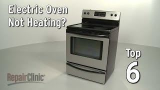 getlinkyoutube.com-Electric Oven Won't Heat — Electric Range Troubleshooting