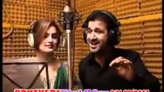 getlinkyoutube.com-YouTube - Rahim Shah & Ghazala Javed NEW SONG- ZRA BYALALEY PA TA DEY.flv