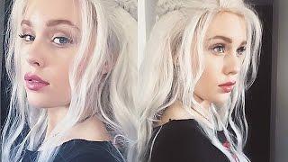 getlinkyoutube.com-Daenerys Targaryen / Khaleesi / Emilia Clarke - Makeup Tutorial