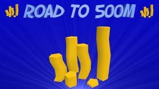 getlinkyoutube.com-Runescape Road to 500m gp from Scratch! Ep #1! Restart?