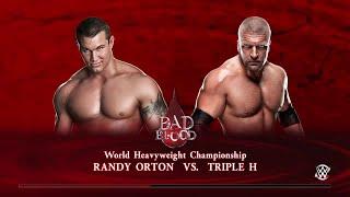 getlinkyoutube.com-WWE 2K15-  Randy Orton vs Triple H Normal Match for World Heavyweight Champion (PS4)