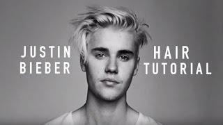 getlinkyoutube.com-HOW TO: JUSTIN BIEBER HAIRSTYLE TUTORIAL 2016