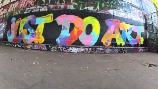 Wrung Graff - Just Do Art