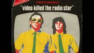 getlinkyoutube.com-The Buggles, Video Killed The Radio Star (With Lyrics)