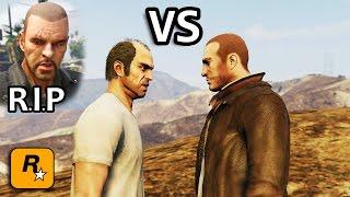getlinkyoutube.com-GTA V - Niko vs Trevor [Johnny's Death Revenge] Part 1