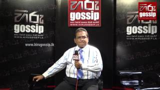 The discussion with Dr. Mahindaratne