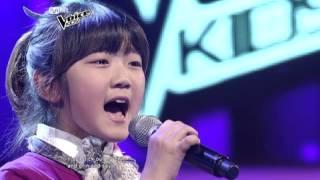 getlinkyoutube.com-보이스 키즈 - [엠넷 보이스 키즈/Mnet The Voice Kids] 윤시영(Yoon Si Young) - Tomorrow