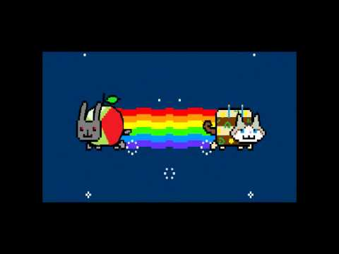 Nyan Capp + Nyan Rabbit [Rytmik Cover] by MutaIIICSA