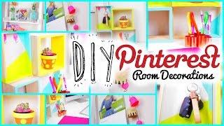 getlinkyoutube.com-DIY Room Decorations: Pinterest+Tumblr Inspired!