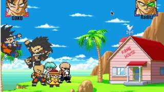 getlinkyoutube.com-Juego: Dragon Ball Z RPG