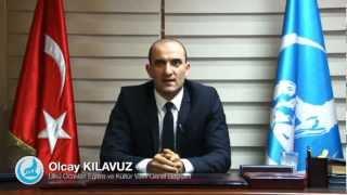 Ülkü Ocakları Genel Başkanı Olcay Kılavuz'un Türk Gençlik Kurultayı Açıklaması