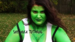 getlinkyoutube.com-She-Hulk Tutorial!!