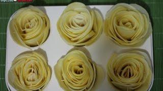 getlinkyoutube.com-Rose di patate al forno