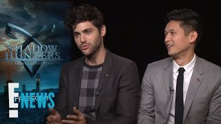 """""""Shadowhunters"""" Stars Play """"Who's More Likely?"""" 