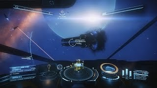 getlinkyoutube.com-Elite: Dangerous - Capital Ships Warp