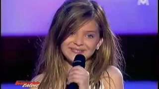 [HQ] [SUBTITLES] Caroline Costa sings Hurt _  Incroyable Talent, 9 October 2008.flv