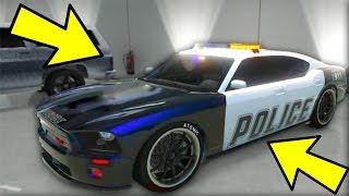 getlinkyoutube.com-HOW TO STORE & CUSTOMIZE POLICE CARS IN GTA 5 (GTA 5)
