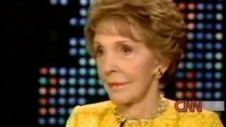 getlinkyoutube.com-Ronald Reagan at 90, Nancy Reagan, Elizabeth Taylor