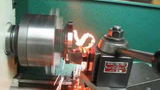 getlinkyoutube.com-Turning Hardened Steel with Ceramic Insert