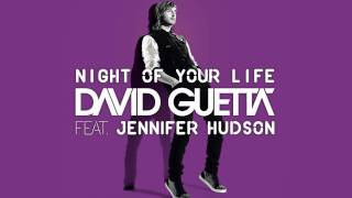 David Guetta - Night Of Your life (ft. Jennifer Hudson)