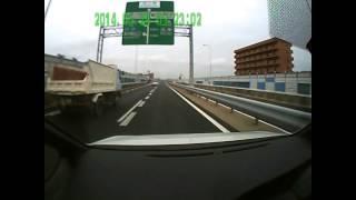 getlinkyoutube.com-トヨタ ノア(NOAH)ハイブリッドで高速道路ドライブ