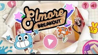 getlinkyoutube.com-The Amazing World of Gumball Elmore Breakout Free online games for children