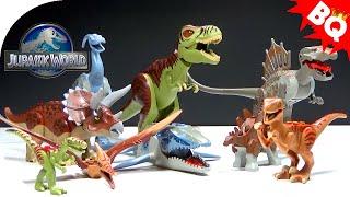 getlinkyoutube.com-LEGO Jurassic World Favorite Dinosaurs