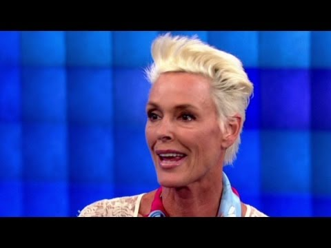 Brigitte Nielsen explains drunk photos