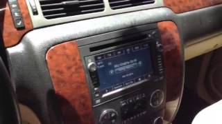 "getlinkyoutube.com-Chevy Tahoe: Two 12"" Subwoofers Behind Third Row by Underground"
