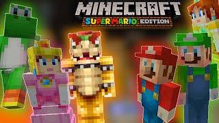 getlinkyoutube.com-ABM: PRINCESS PEACH GOT CAPTURED!! Minecraft Mario Adventure!! HD