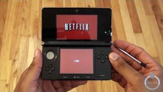 getlinkyoutube.com-Netflix On The Nintendo 3DS