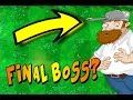 IS CRAZY DAVE  THE FINAL BOSS?!?! | Plants Vs Zombies 2