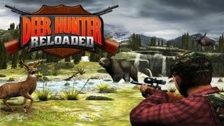 Deer Hunter Reloaded & Best Free Game of The Week For Ios And Android