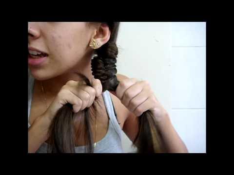 Tutorial: Como fazer Trança Espinha de Peixe - Trendy Teenager