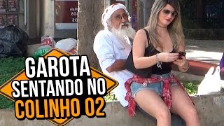 getlinkyoutube.com-GAROTA SENTANDO NO COLINHO 02 (GIRL SITTING ON THE LAP | PRANK)