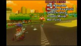 getlinkyoutube.com-Mario Kart Wii - Ending // Outtro // Credits