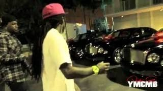 getlinkyoutube.com-Birdman offers a Bentley Mulsanne & Rolls Royce Ghost TO Lil Wayne and Mack Maine