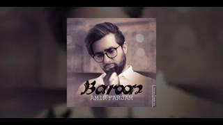 getlinkyoutube.com-Amir Farjam - Baroon OFFICIAL TRACK
