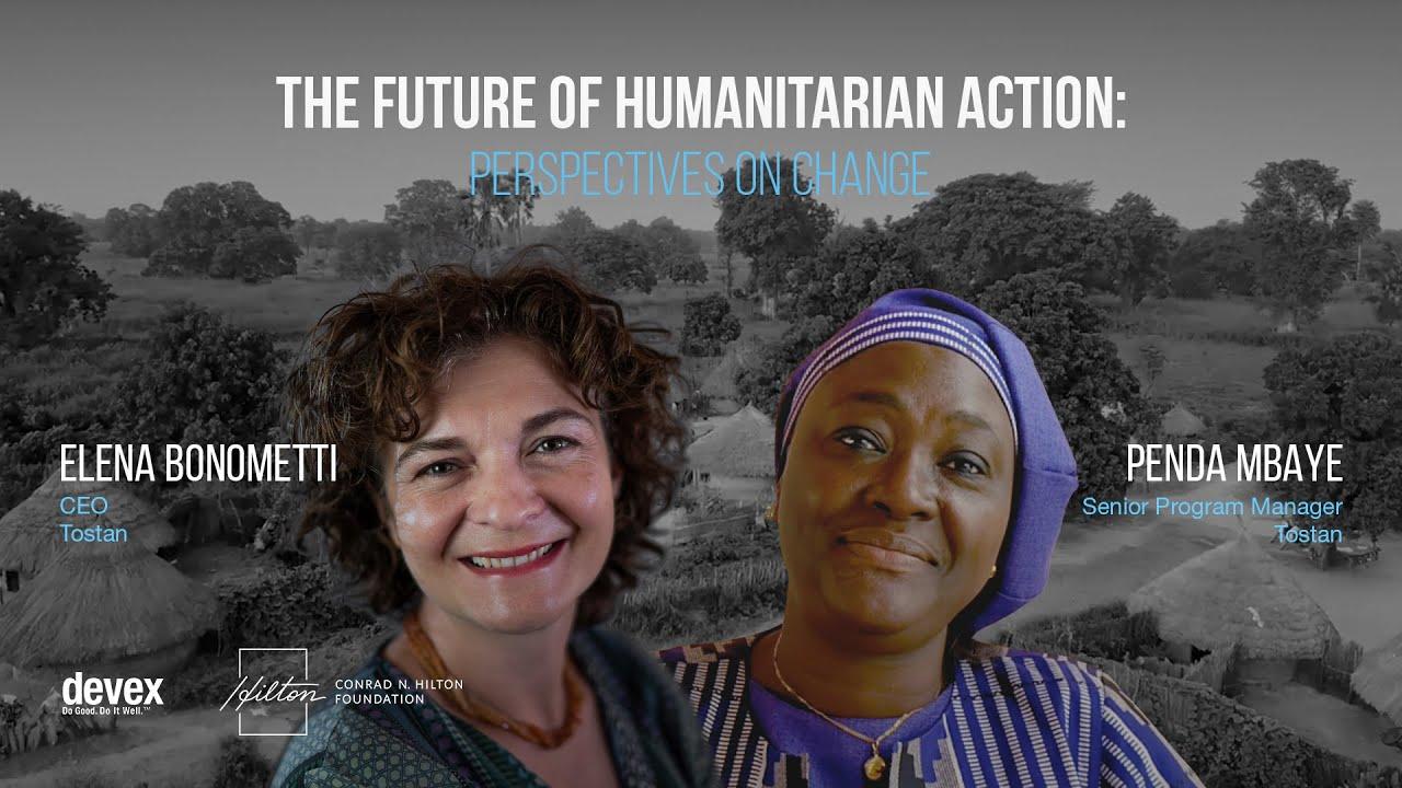 Perspectives on change: Elena Bonometti and Penda Mbaye