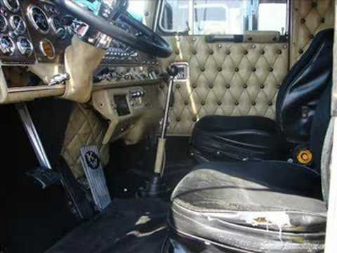 Videos Related To 'custom Kenworth W900'