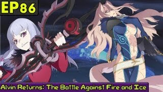 getlinkyoutube.com-Tales of Xillia Playthrough Pt 86: Alvin Returns: The Battle Against Fire & Ice