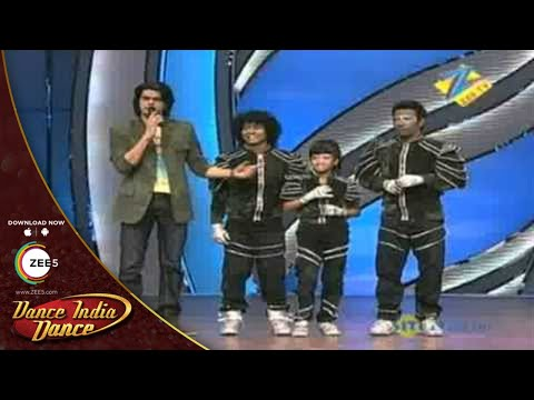 Dance Ke Superstars April 15 '11 Dharmesh Kishore And Vaishnavi