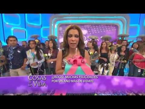 Clínica Vencer A.C. Tlalpan .Celebrando el cumpleaños de Rocío Sanchez Azuara.