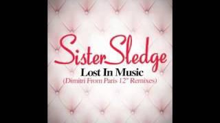 getlinkyoutube.com-Sister Sledge - Lost in music (Dimitri from Paris remix)