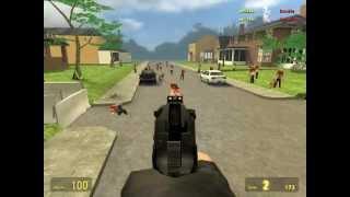 getlinkyoutube.com-Gmod Zombie Attack Part 3