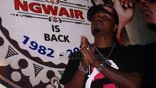 Kumbukumbu ya Mangwea: M2 The P akimzungunzia rafiki yake, marehemu Albert Mangwea