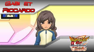getlinkyoutube.com-Gabi et Riccardo   Mixi Max   Combinaison Parfaite 2 - Inazuma Eleven Go Chrono Stones