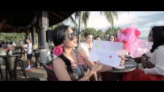 Burhan Yahya + Jhejhe Raini Surprise Proposal 19/1/2013 Shangri La Tg Aru