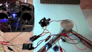 getlinkyoutube.com-Turnigy I-10 works with other radio system